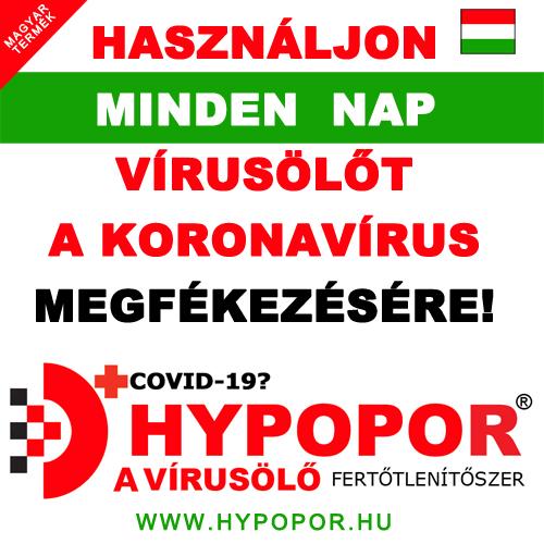 Hypopor a vírusölő